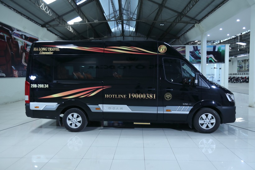 TOP 10 Xe Limousine Hà Nội Quảng Ninh, xe VIP Dcar chất lượng cao