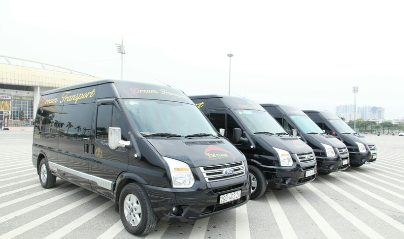 Top 15 xe limousine đi Sapa, VIP Dcar Hà Nội đi Sapa giường nằm cao cấp