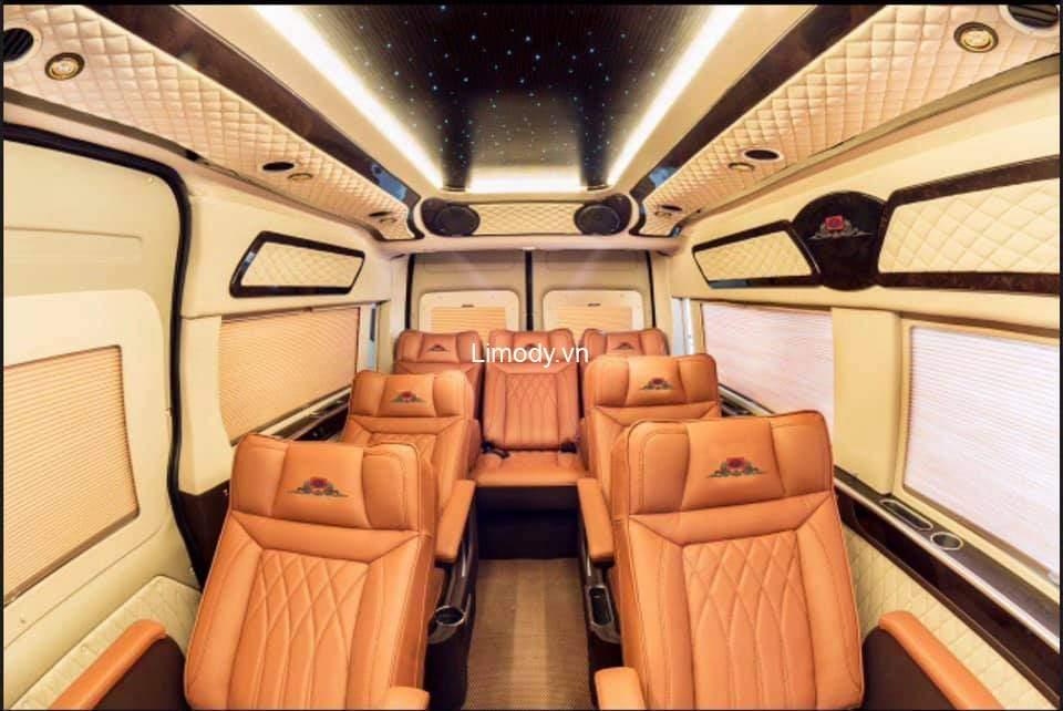 TOP 16 Xe VIP Dcar, xe limousine Hà Nội Thanh Hóa - Sầm Sơn tốt nhất