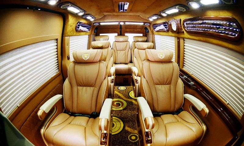 Top 4 xe Limousine Sài Gòn Bến Tre giá rẻ giường nằm VIP chất lượng cao