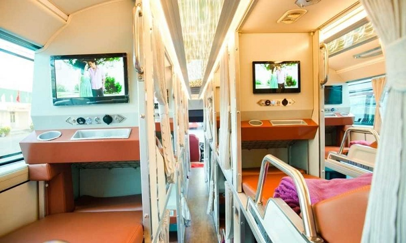 Top 4 nhà xe limousine Sài Gòn Kiên Giang: Hà Tiên + Rạch Giá tốt nhất