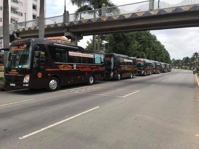 Top 8 Nhà xe limousine Sài Gòn Mũi Né Phan Thiết Bình Thuậngiá rẻ nhất
