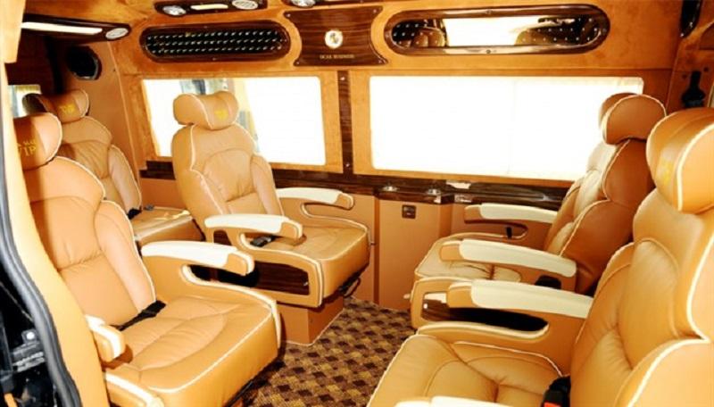 Top 4 xe limousine Buôn Ma Thuột Nha Trang giá rẻ, uy tín tốt nhất