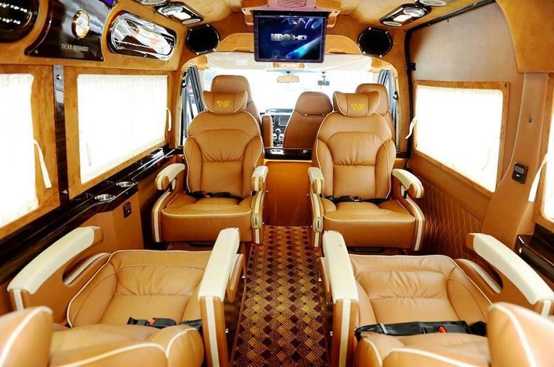 10 Nhà xe limousine Đà Nẵng Huế – xe Huế Đà Nẵng giường nằm tốt nhất