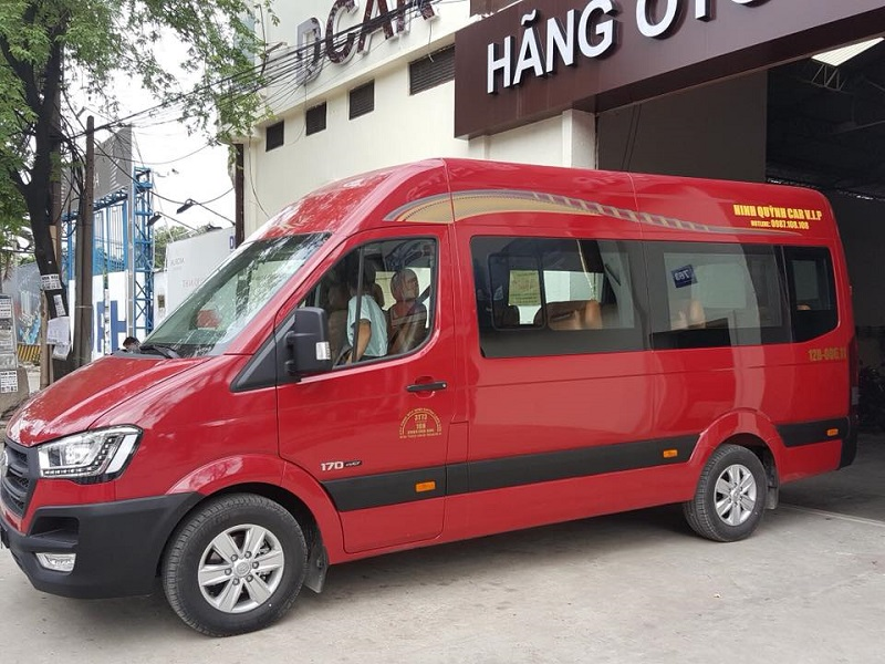 Top 10 nhà xe limousine Hà Nội Hạ Long giá rẻ sang trọng chất lượng 5 sao