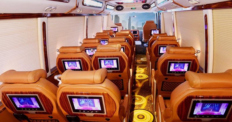 Top 5 nhà xe limousine Hà Nội Phú Thọ giá rẻ uy tín chất lượng cao nhất