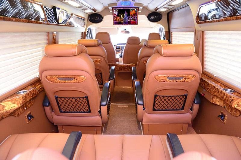 Top 6 Nhà xe Vip Dcar, xe limousine Hà Nội Thái Bình giá rẻ chất lượng cao