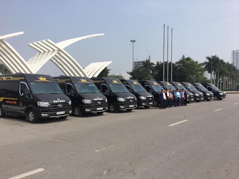 Top 10 nhà xe limousine Hà Nội Thái Nguyên chất lượng giá rẻ tốt nhất