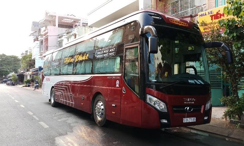 Review 4 nhà xe limousine Sài Gòn Bình Dương – Dĩ An - Thuận An tốt nhất