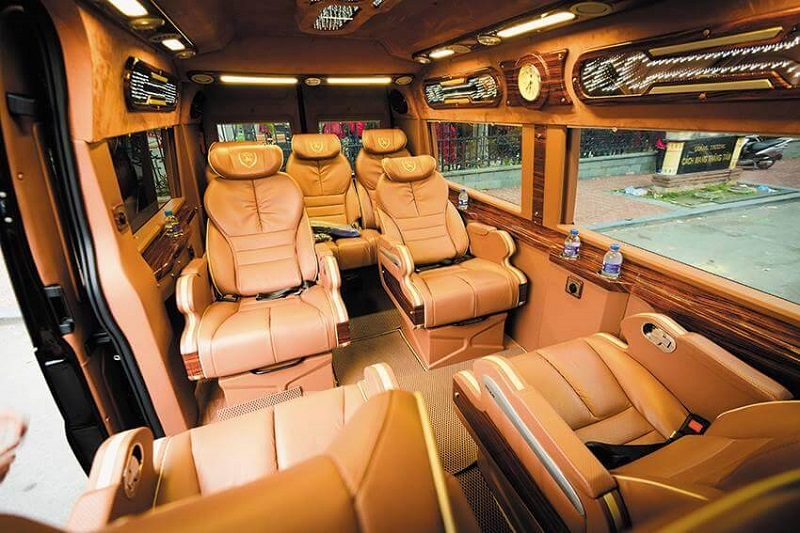 Top 11 Nhà xe limousine Sài Gòn Bình Phước Đồng Xoài giường nằm