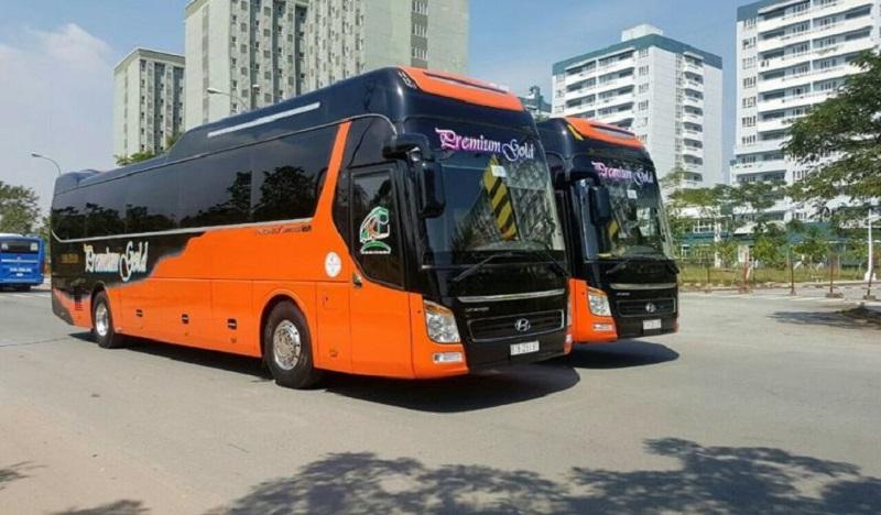 Xe Limousine Hoàng Kim Phát uy tín chất lượng