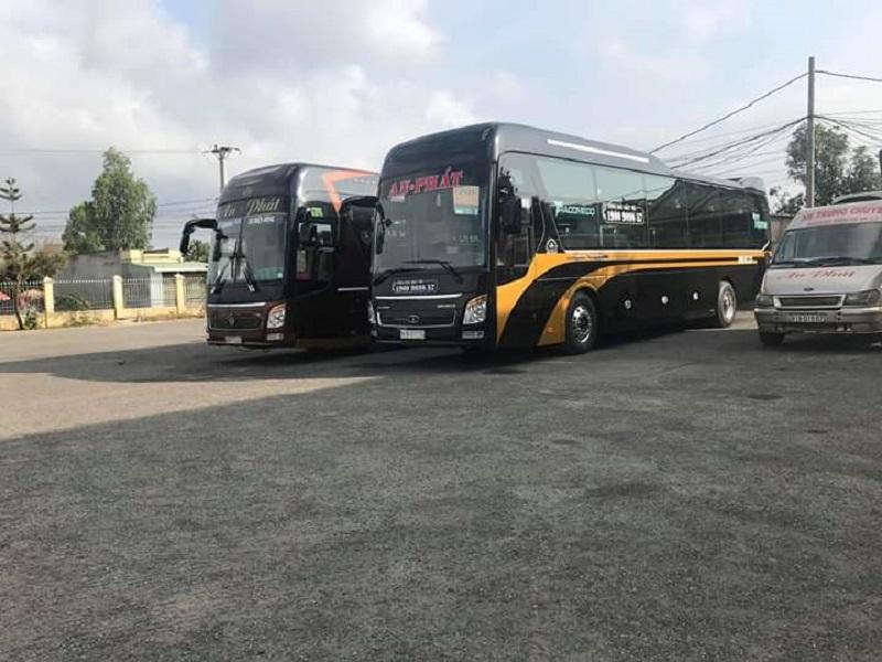 Xe An Phát Limousine Đi Sài Gòn Buôn Ma Thuột giá rẻ