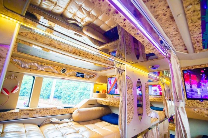 Top 11 Nhà xe limousine Sài Gòn Buôn Ma Thuột Đắk Lắk chất lượng cao
