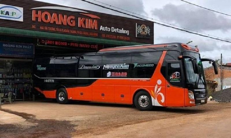 Xe Nguyễn Kim Limousine cao cấp