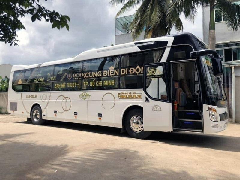 Đi Buôn Ma Thuột đến Sài Gòn với Long Vân Limousine