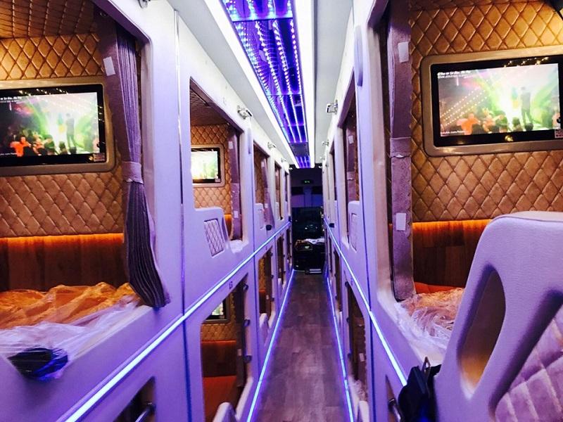 Top 4 xe limousine Sài Gòn Gia Nghĩa Đắk Nông giường nằm chất lượng cao