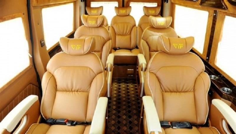 Top 5 nhà xe limousine Sài Gòn Hồ Tràm Long Hải Hồ Cốc giá rẻ tốt nhất