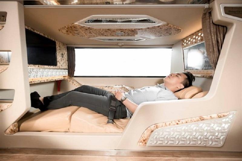 Top 4 Nhà xe limousine Sài Gòn Kon Tum giường nằm chất lượng giá tốt
