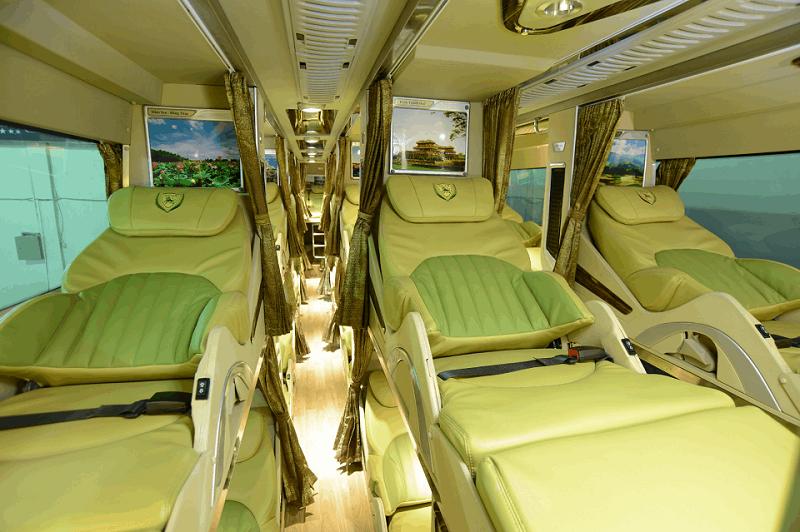 Top 10 nhà xe limousine Sài Gòn Phú Yên Tuy Hòa chất lượng cao tốt nhất