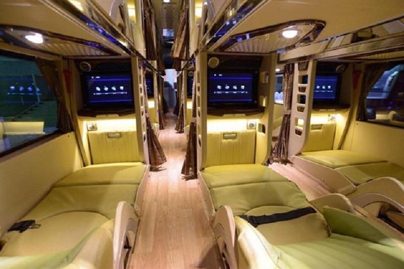 Review 6 nhà xe limousine Sài Gòn Quy Nhơn Bình Định chất lượng cao