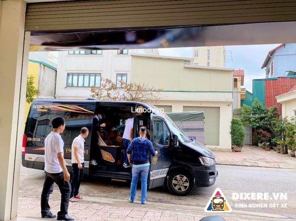 Top 12 nhà xe limousine Hà Nội Thái Nguyên chất lượng giá rẻ tốt nhất