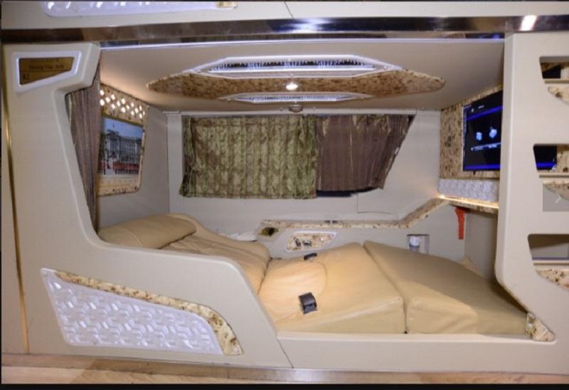 Top 10 nhà xe limousine Sài Gòn Cam Ranh giường nằm tốt nhất hiện nay