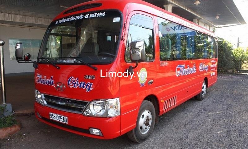 #8 Nhà xe limousine Sài Gòn Bình Dương Thủ Dầu Một Dĩ An Thuận An