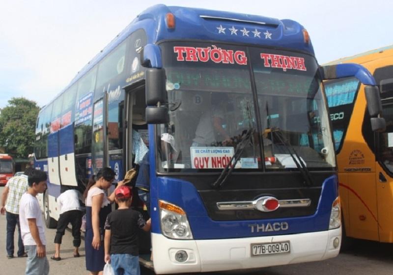 Xe Trường Thịnh: Bến xe ở đâu, giá vé, điện thoại đặt vé, lộ trình chi tiết