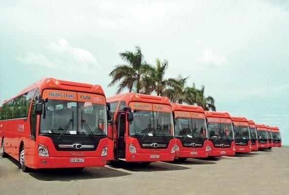 Top 4 Nền tảng ứng dụng, công ty thuê xe du lịch uy tín tại Việt Nam
