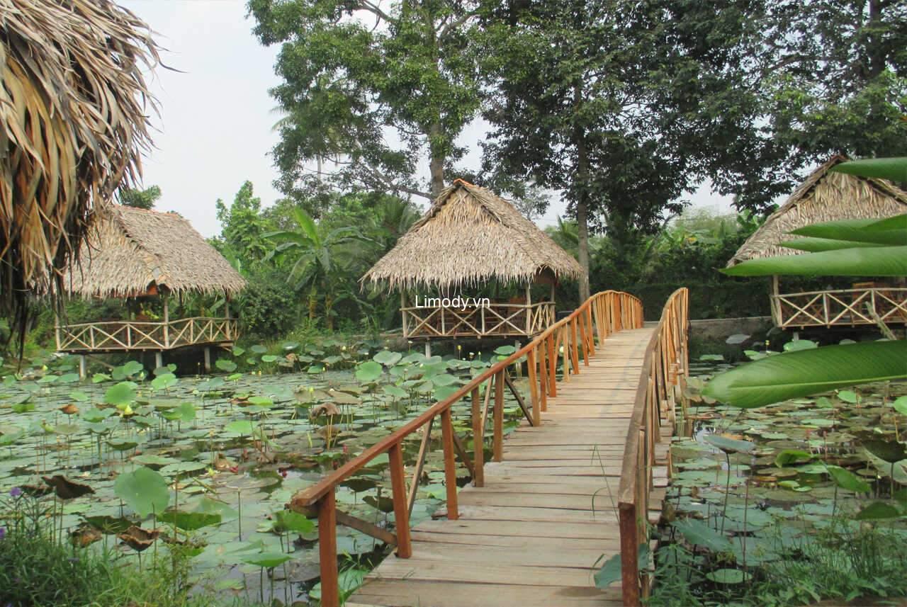Top 20 Homestay Cần Thơ giá rẻ view đẹp phong cách miệt vườn, sông nước