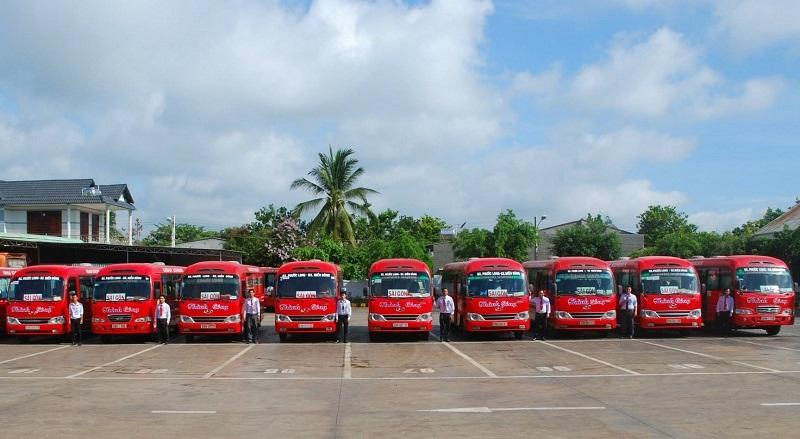 Nhà xe Thành Công: Thông tin lộ trình, giá vé, điện thoại hotline đặt vé xe