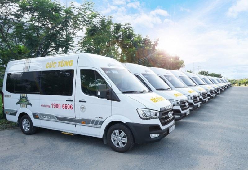 Cúc Tùng limousine: Review nhà xe, giá vé, lộ trình+ số điện thoại đặt vé