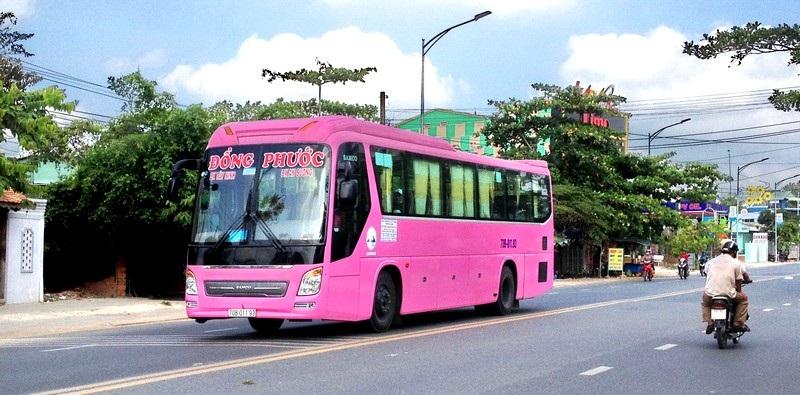 Xe Đồng Phước: Bến xe ở đâu, giá vé, điện thoại đặt vé, lộ trình di chuyển
