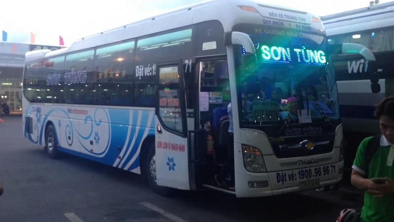 Nhà xe Sơn Tùng: Bến xe, thông tin lộ trình, giá vé, điện thoại đặt vé xe