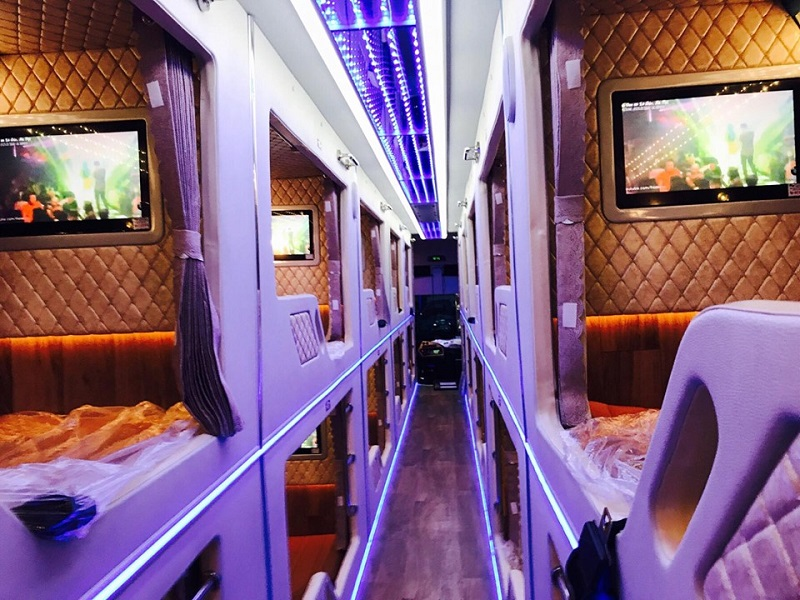 Nhà xe Tiến Oanh limousine: giá vé, bến xe, số điện thoại, những điều lưu ý