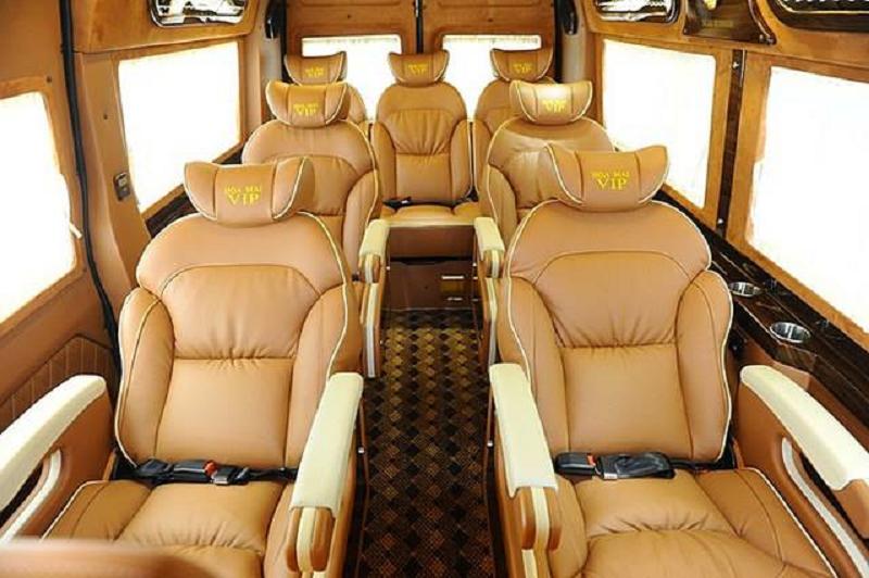 Xe Hoa Mai Limousine: giá vé, bến xe, số điện thoại, lộ trình xe di chuyển