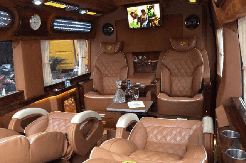 Đại Nam limousine: Bến xe, giá vé, lịch trình xe chạy, số điện thoại hotline