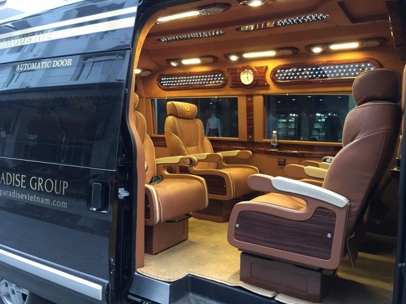 Xuân Tráng limousine: Review nhà xe, bến xe, giá vé, lịch trình di chuyển