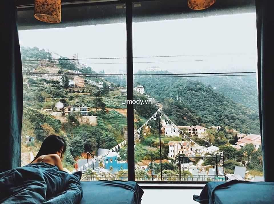 Top 20 Biệt thự villa homestay Tam Đảo Vĩnh Phúc giá rẻ view đẹp 500k