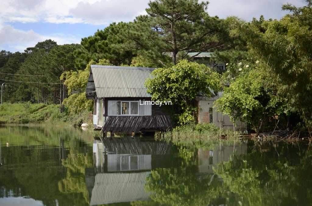 Top 10 homestay Hồ Tuyền Lâm view đẹp ngắm bình minh cực lãng mạn
