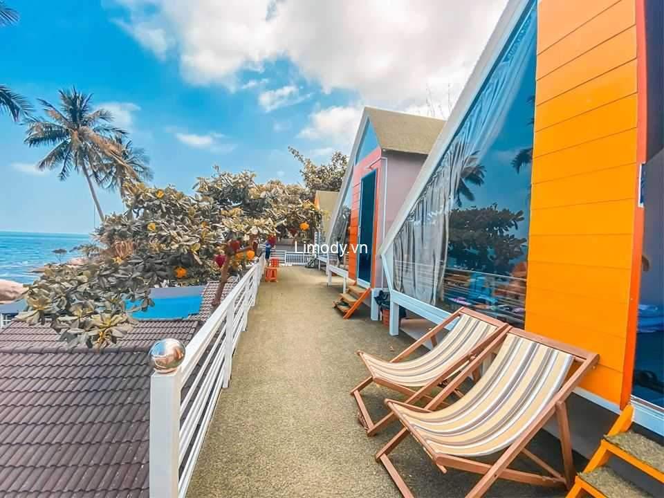 Top 21 Khách sạn nhà nghỉ homestay Hòn Sơn view đẹp giá rẻ sát biển