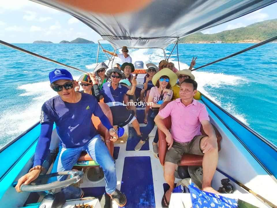 Top 20 resort khách sạn nhà nghỉ homestay Nam Du đẹp giá rẻ view biển