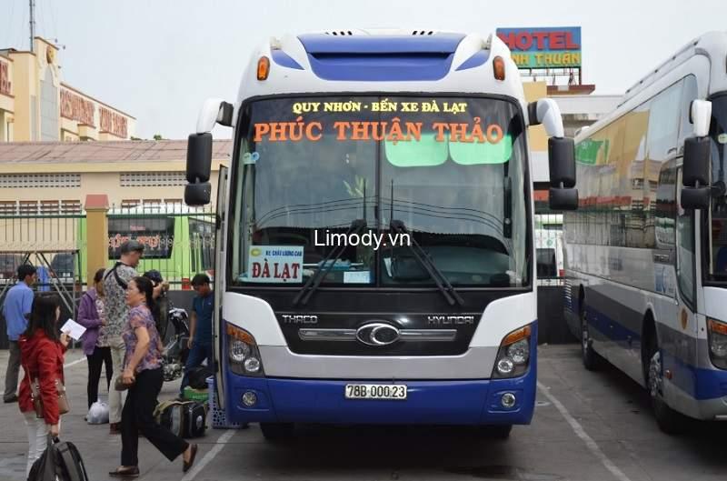 Nhà xe Phúc Thuận Thảo: Bến xe, giá vé, giờ chạy, số điện thoại đặt vé