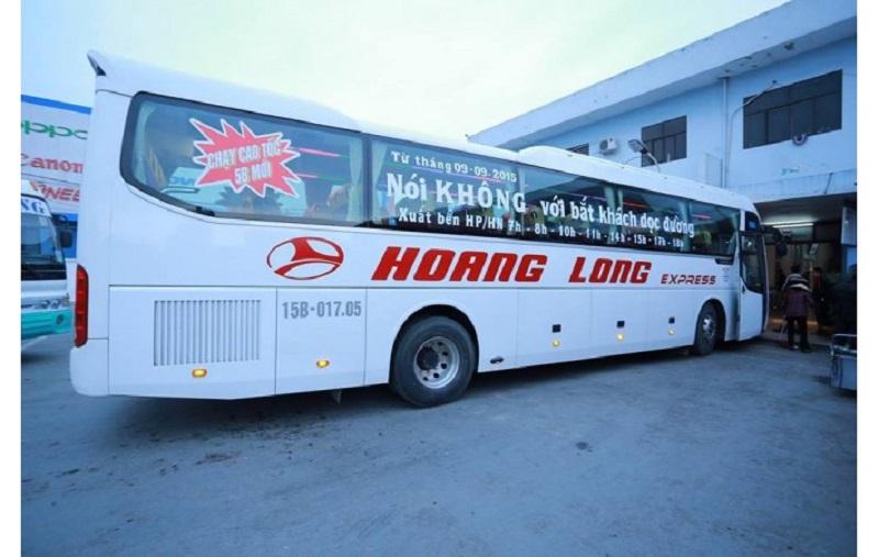 Xe Hoàng Long: Bến xe ở đâu, giá vé, lịch trình, số điện thoại nhà xe đặt vé