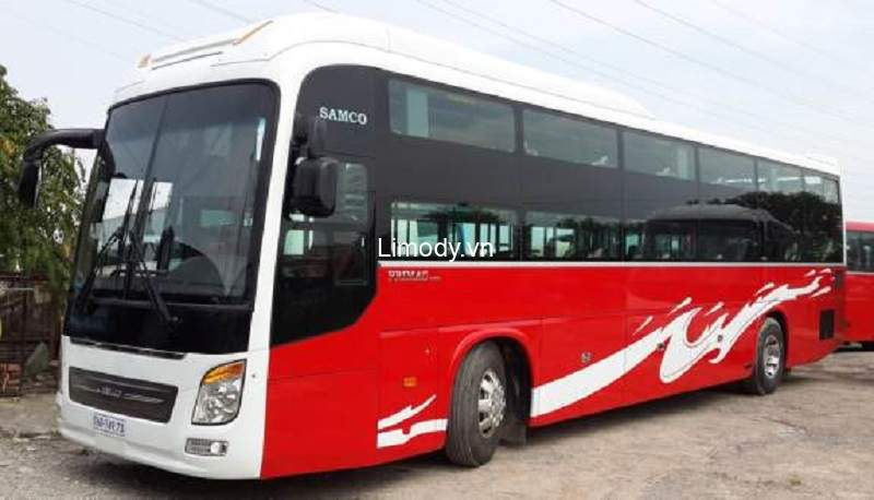 Xe Kumho Samco: Bến xe ở đâu, lịch trình, giá vé, số điện thoại hotline
