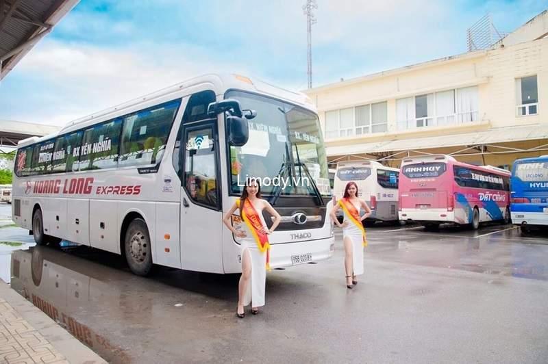 Top 16 Nhà xe đi Hà Tĩnh Hà Nội: Đặt vé xe khách giường nằm, limousine