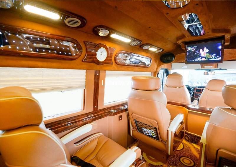 Top 29 Nhà xe đi Hội An giá rẻ nhất: Xe limousine, xe khách giường nằm
