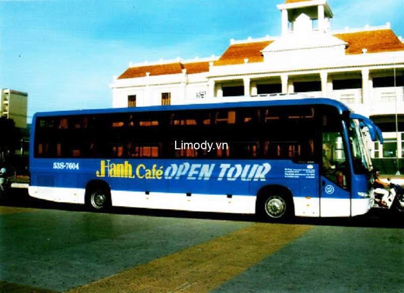 Nhà xe Hạnh Cafe: Bến xe ở đâu, giá vé các tỉnh, số điện thoại đặt vé