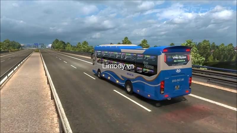 Nhà xe Tâm Hạnh Travel: Chi tiết giá vé, lịch trình, bến xe, hotline đặt vé