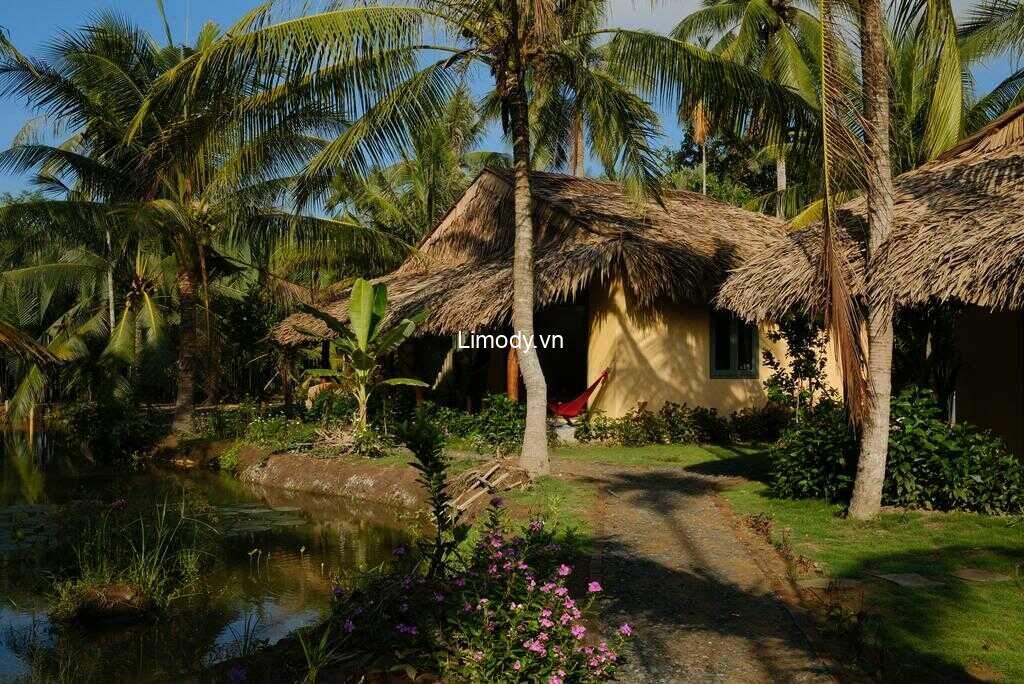 Top 10 Homestay Bến Tre giá rẻ view đẹp đậm chất miệt vườn xứ dừa